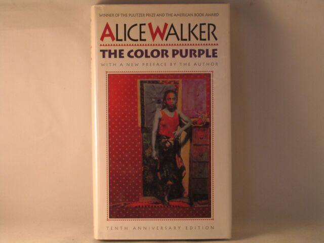 The Color Purple Alice Walker Tenth Anniversary Edition No ...