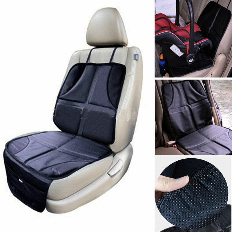 Car Baby Child Seat Saver Anti-slip Protector Safety Cushion Cover ...