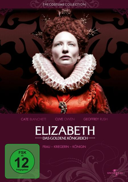Elizabeth - Das goldene Königreich - The Costume Collection - DVD - NEU & OVP