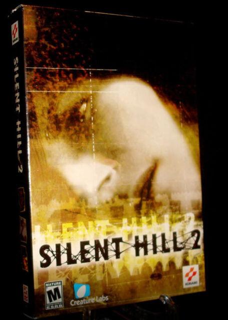 Silent Hill 2 - PC, New Windows 95, Windows NT, Windows