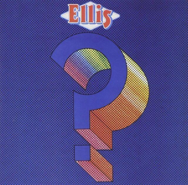 ELLIS: ...why not? (1973)  ESOTERIC CD Neu