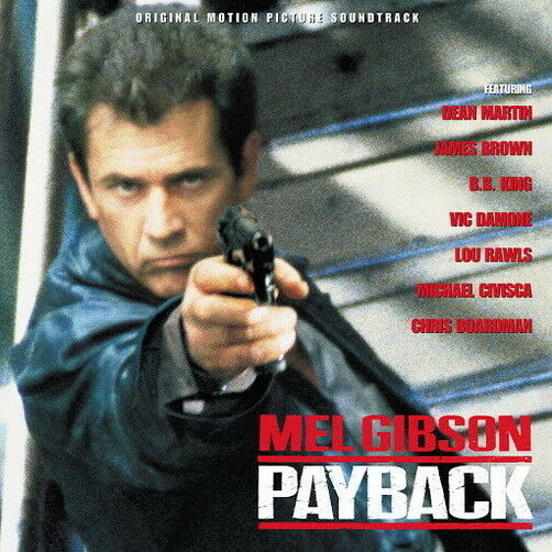 Various Artists Original Soundtrack Payback (Mel Gibson) 2001 CD