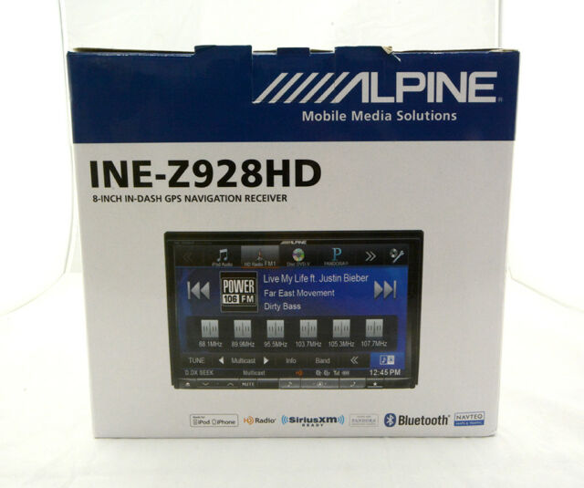 s l640 alpine ine z928hd 8 inch car dvd player ebay Wiring Harness Diagram at bayanpartner.co