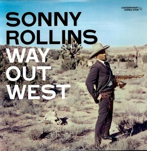 Sonny Rollins - Way Out West [New Vinyl]