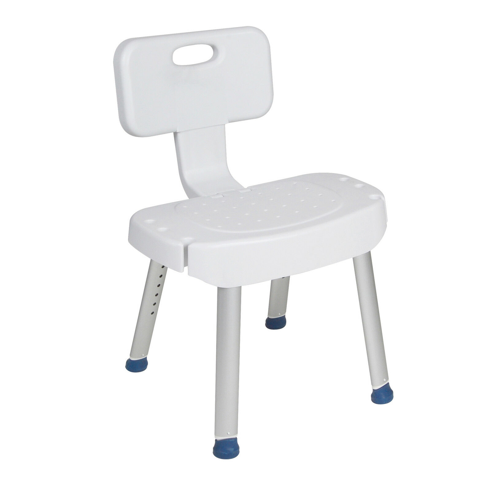 Drive Medical RTL Bathroom Safety Shower Chair With Folding