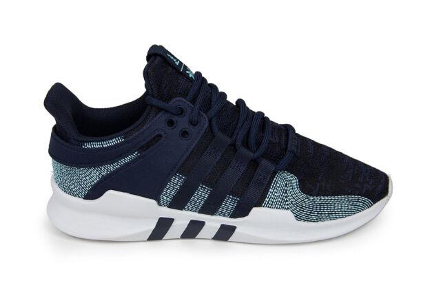 adidas eqt appoggio avanzata ck parley mens scarpe leggenda inchiostro / blue spirit