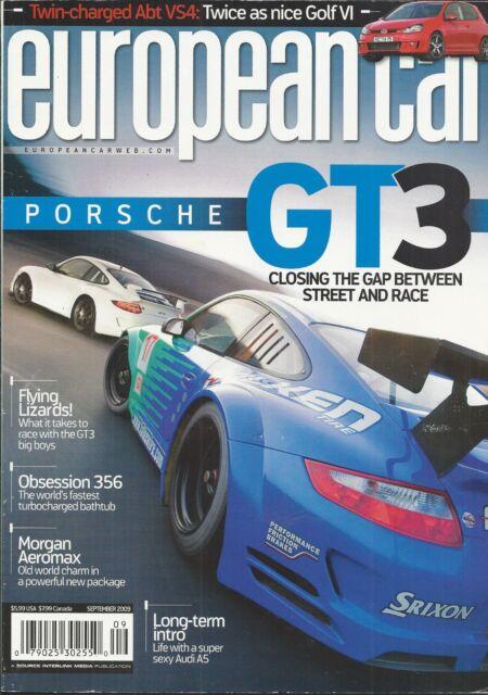 European Car Magazine January 2010 Ebay