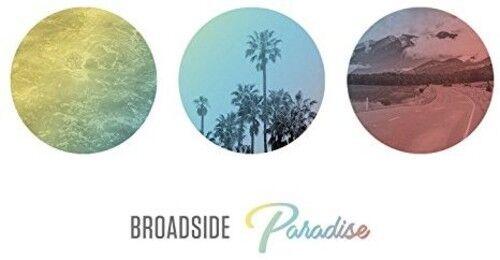 Broadside - Paradise [New CD]