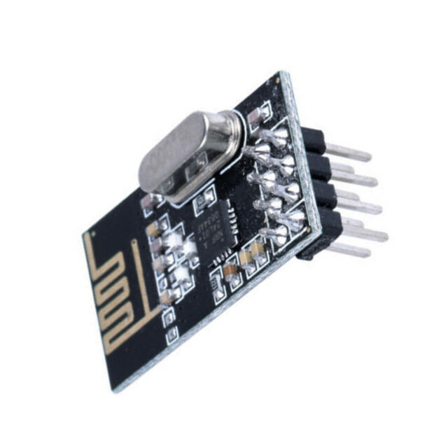 Nrf l radio transceiver module ghz rf arduino pi arm