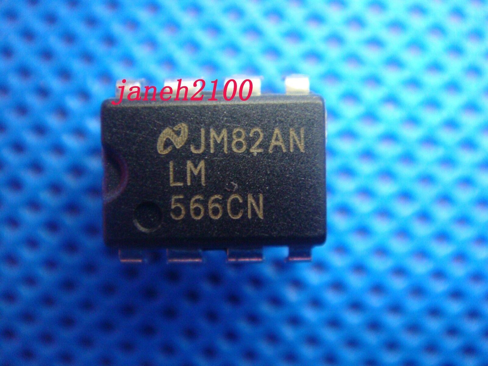 5pcs Ic Nsc Dip 8 Lm566cn Good Quality Ar1 Ebay Ne555 Ne555p 555 Timers New High Integrated Circuit Brand Lowest Price