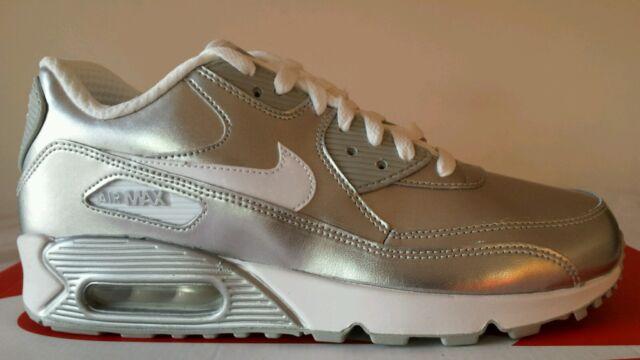 air max 90 argento