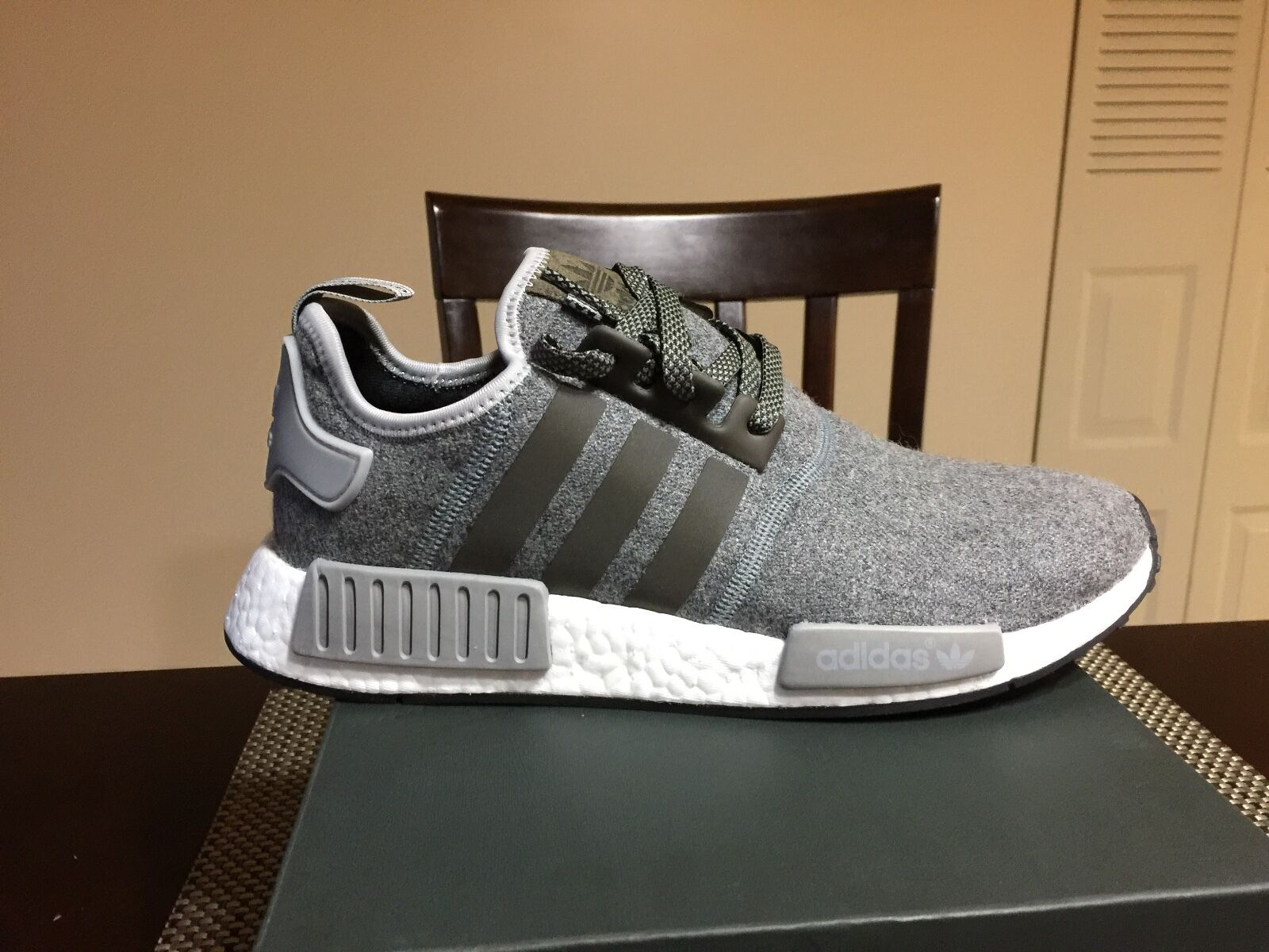 NMD XR1 LIGHT BLUE Benzer Shoes