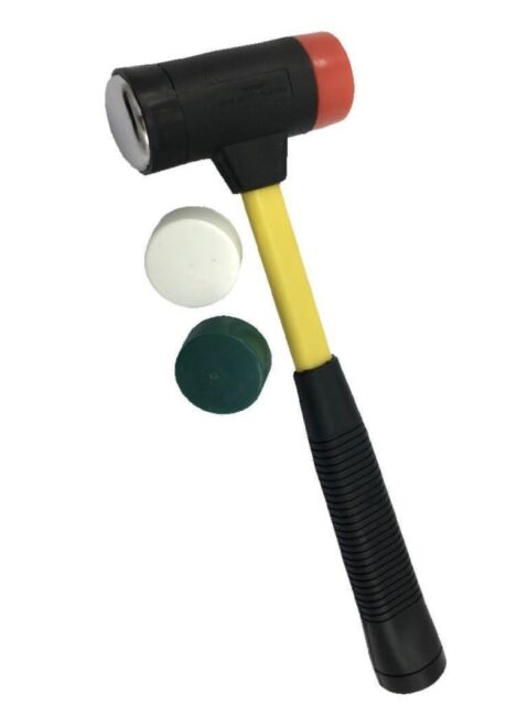 Rubber & Plastic Faced Mallet Soft Face Hammer