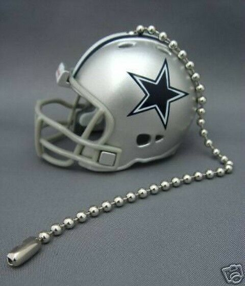2 dallas cowboys ceiling fan light pull chain nfl football helmets 2 dallas cowboys ceiling fan light pull chain nfl football helmets mozeypictures Image collections
