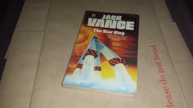 The Star King, Slaves of the Klau, The Palace of Love - Jack Vance 3 Book Bundle