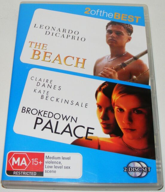THE BEACH /  BROKEDOWN PALACE---(Dvd 2 Disc Set)