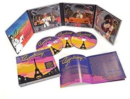 Supertramp - Live in Paris '79 [New CD] NTSC Format, UK - Import