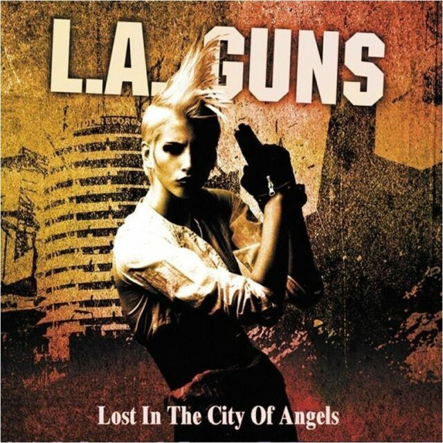 L.A. GUNS - Lost In The City Of Angels  (2-CD) DCD