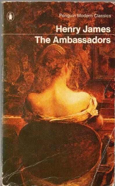 The Ambassadors by Henry James (Paperback, 1973)