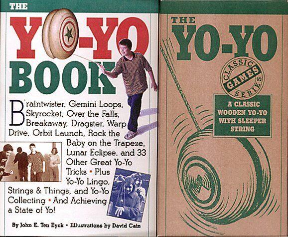 The yo yo book and the yo yo by john e ten eyck 1998 book other the yo yo book and the yo yo by john e ten eyck 1998 book other ebay malvernweather Image collections