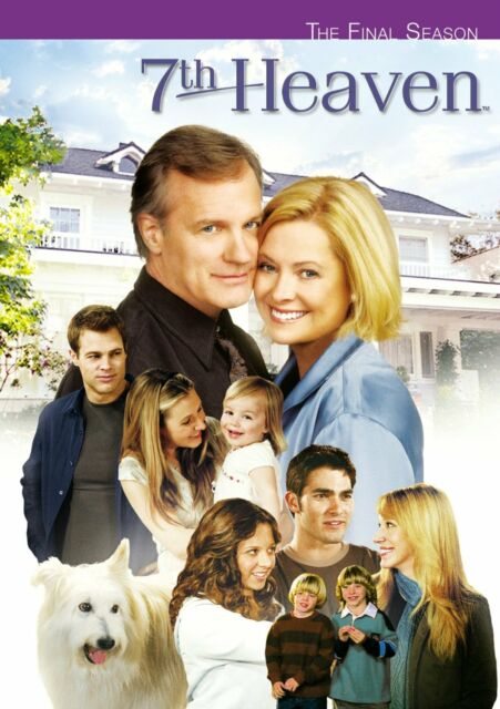 7th Heaven Complete Final Eleventh  Season 11 New Dvd Set