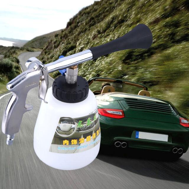 Air Opearted Car Washer Equipment Foam Gun Car Cleaning Sprayer With Brush IZ