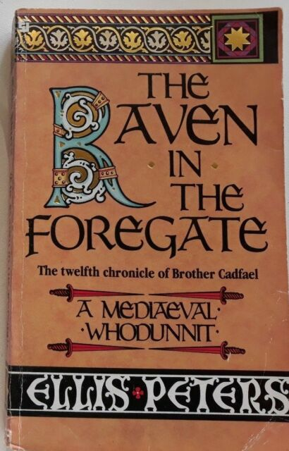 ELLIS PETERS The Raven in the Foregate FREE POST