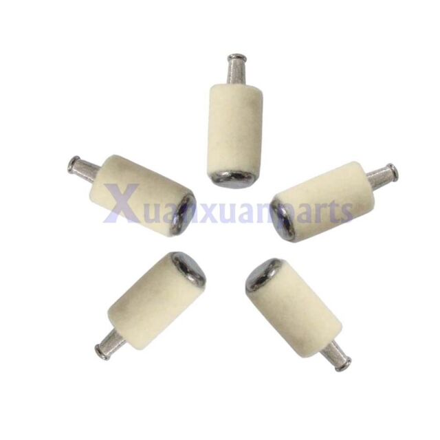 5pcs X Fuel Filter A69923 For Homelite Xl 12 Super 360 Sxlao Chainsaw Parts