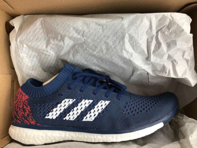 Hombre adidas Boost adizero Prime aq2366 corriendo zapatos eBay