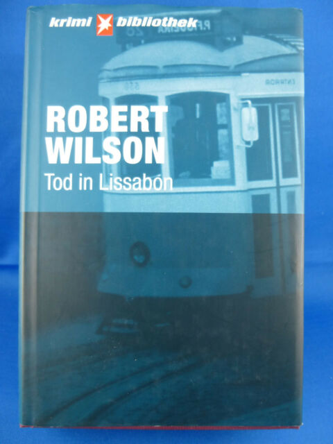 Tod in Lissabon von Robert Wilson/ Stern Krimi Bibliothek Band 24