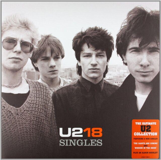 U2 18 Singles - 2LP / Vinyl - U218 Singles