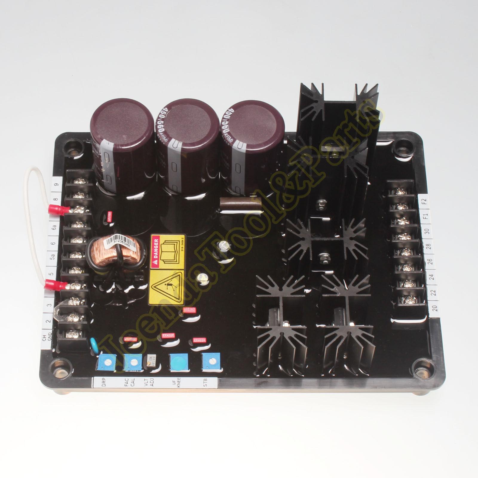 Regulator AVR 202 8634 for Caterpillar Diesel Generator Leroy