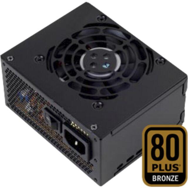 SilverStone ST45SF 450W, PC-Netzteil, schwarz