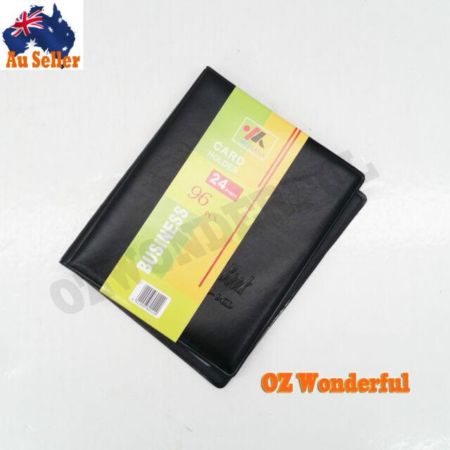 24 pages 96pkts business card holder booklet folder wallet organizer 24 pages 96pkts business card holder booklet folder wallet organizer epp1000 colourmoves