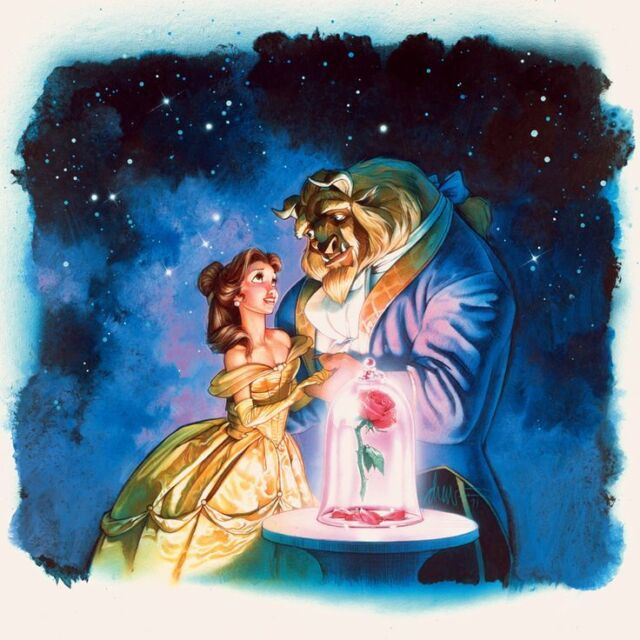 Beauty And The Beast Original Motion Picture Soundtrack: Beauty And The Beast [1991] [Original Motion Picture