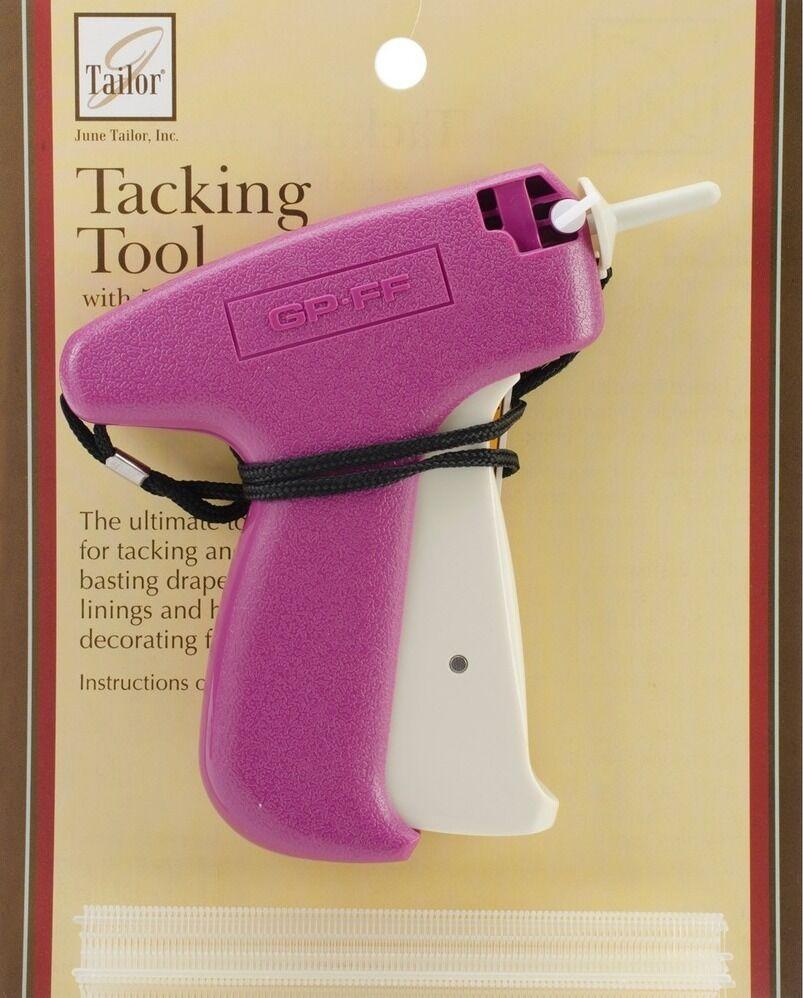 June Tailor Quilt Basting Gun Jt525 | eBay : quilt basting gun - Adamdwight.com