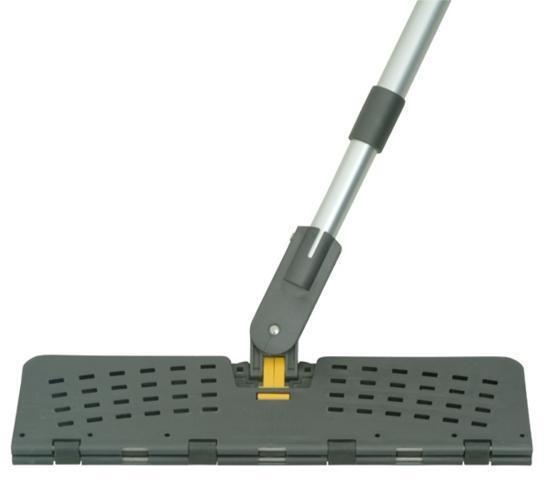 Vermop 0034 Twixter Halter 40 cm Klapphalter Beidseitiges Reinigen + Alustiel