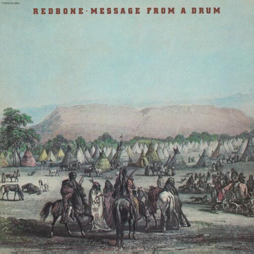 Redbone - Message from a Drum [New CD] Gatefold LP Jacket, Ltd Ed, Mini LP Sleev