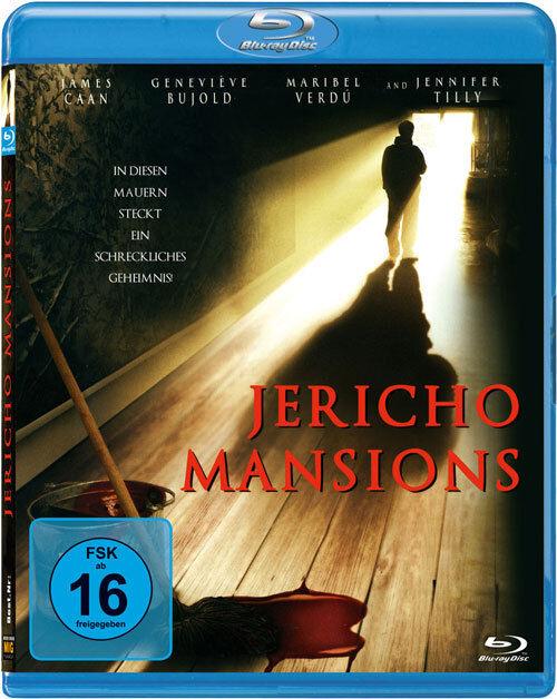 Jericho Mansions - Haus des Todes - Blu-ray - NEU / OVP Thriller