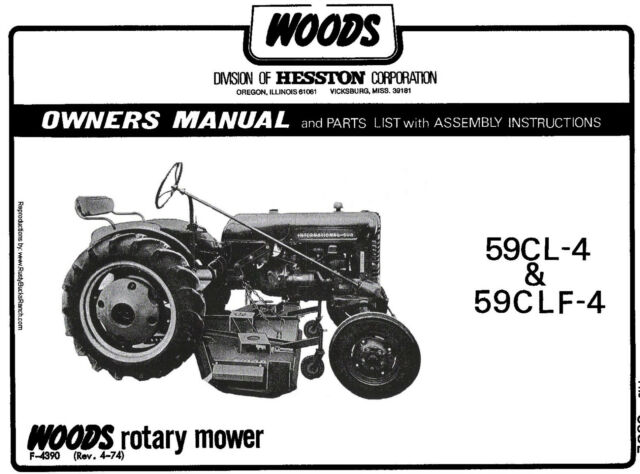 Woods Mower Spindle Bearing Replacement