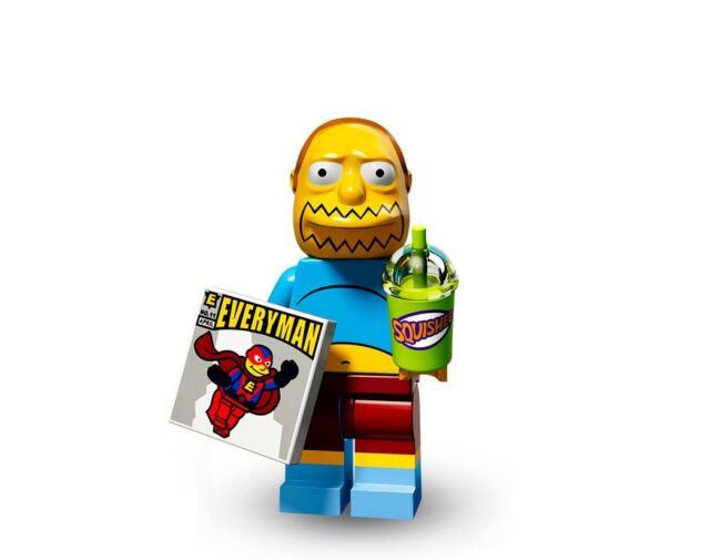 LEGO® Minifigures / Minifiguras 71009 - The Simpsons Serie 2 - Vendedor de Cómic