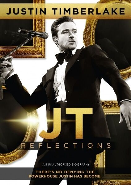 Justin Timberlake: Reflections (DVD) (NEW AND SEALED) (REGION 2) (FREE POST)