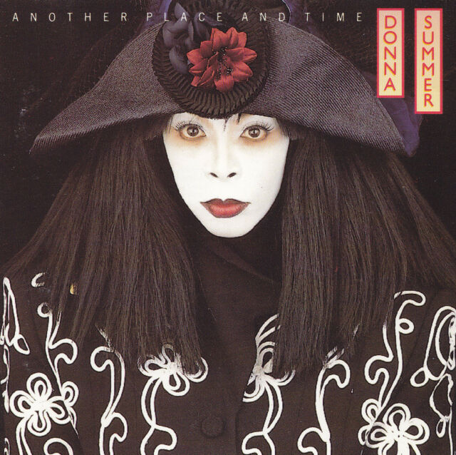 DONNA SUMMER - CD - ANOTHER PLACE AND TIME