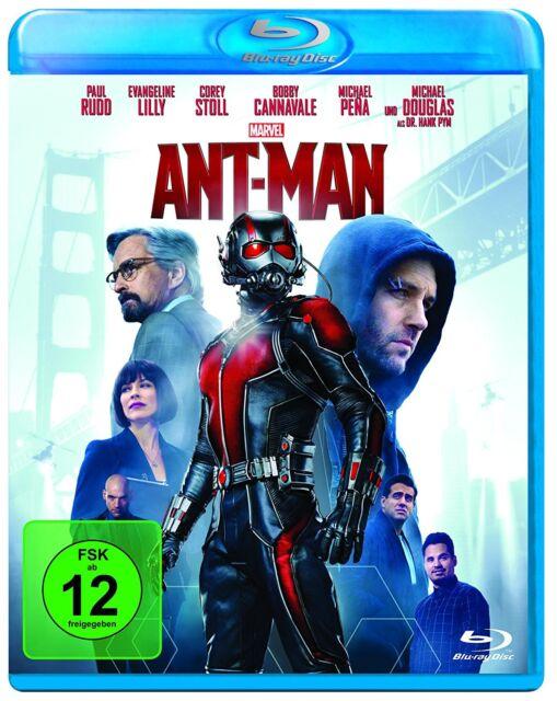 Ant-Man Blu Ray ***Neu*** Ant Man Marvel
