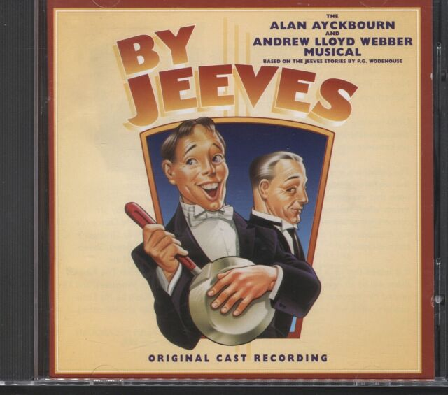 BY JEEVES Original cast recording CDAndrew Lloyd Webber