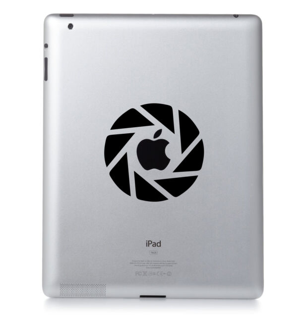 Apple ipad mac macbook sticker vinyl decal custom colour