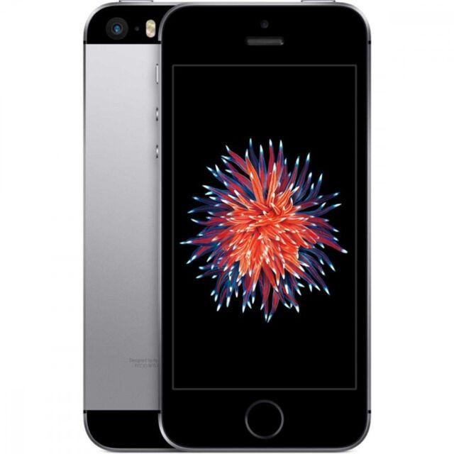 APPLE IPHONE SE 32GB 32 GB 4G SPACE GRAY NERO GARANZIA ITA 24 NUOVO MAI APERTO
