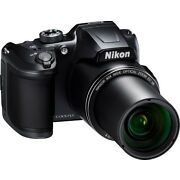 Nikon Coolpix B500 (Black) 16 MP Digital Camera w...