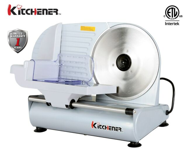 Kitchener 9 Inch Professional Electric Meat Deli Cheese