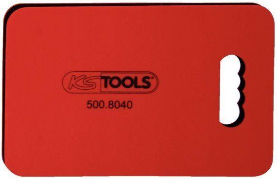 KS TOOLS 500.8040 Mechaniker Schutzmatte, Knieschoner L 480 x B 320 x H 36 mm